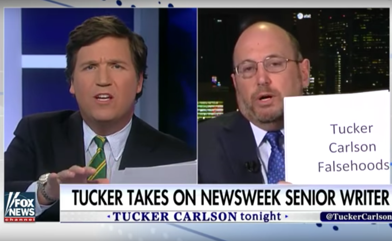Newsweek's Kurt Eichenwald's Painfully 'Nutty' Interview on Tucker Carlson Tonight