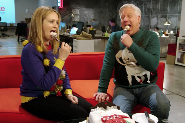 Watch Samantha Bee and Glenn Beck Ally in the Fight Against 'Trumpism'