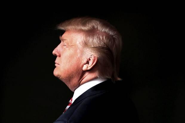 Lou Barletta  R Hazleton  met with Donald Trump prior to Trump s rally  April    at Mohegan Sun Arena in Wilkes Barre Township
