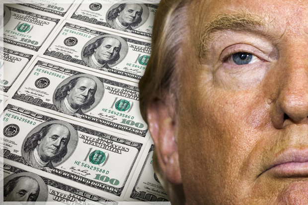This week in Donald Trump's conflicts of interest: Putts, Putin and politics