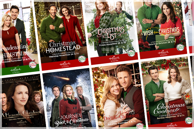 A Super White Christmas The Hallmark Channel Gives Us Tv