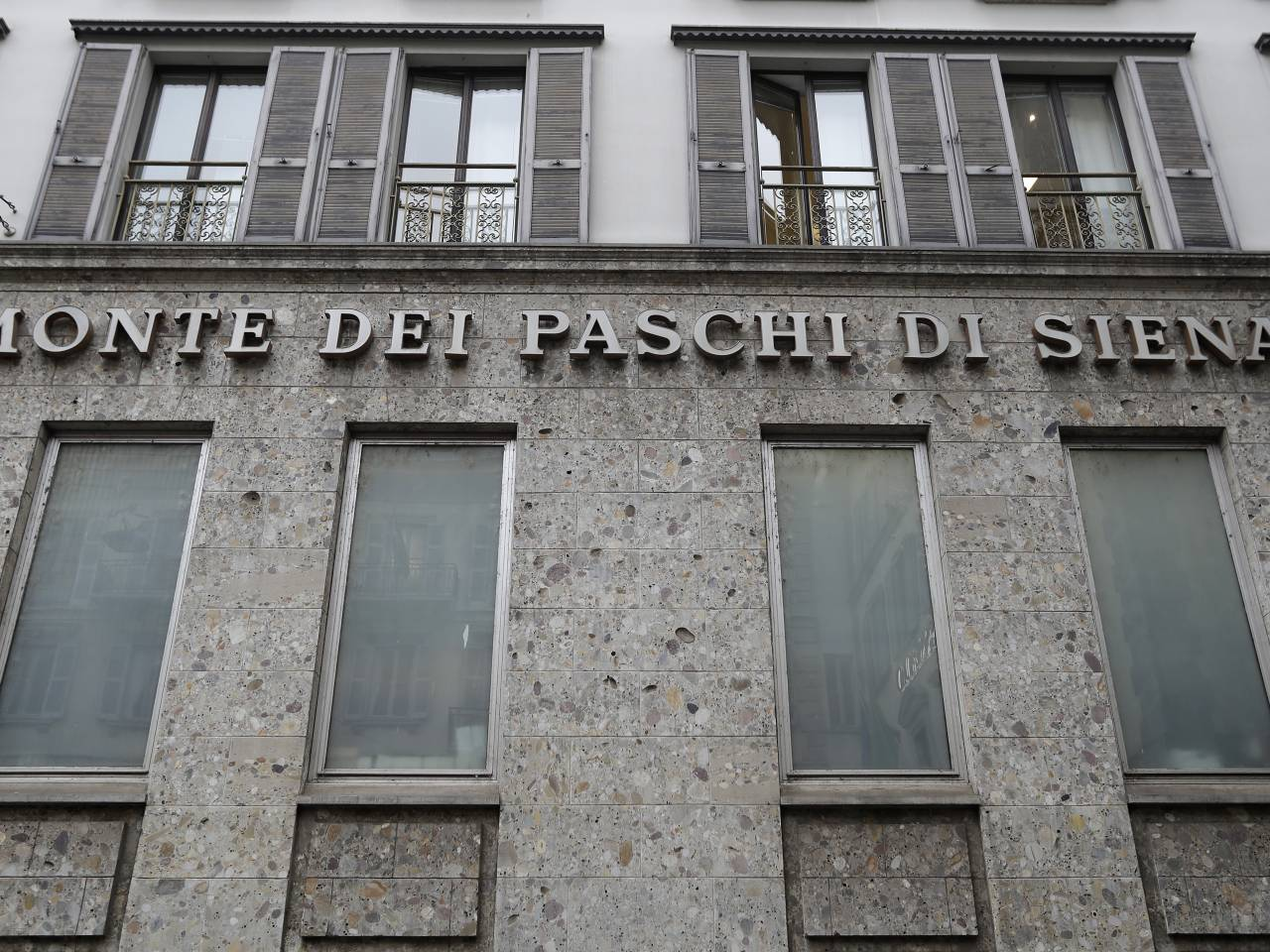 European Central Bank should discuss views on Monte Paschi with Italy: PM Gentiloni