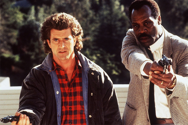 a bullet wrapped in a bow make lethal weapon this years cathartic christmas movie tradition saloncom - Lethal Weapon Christmas