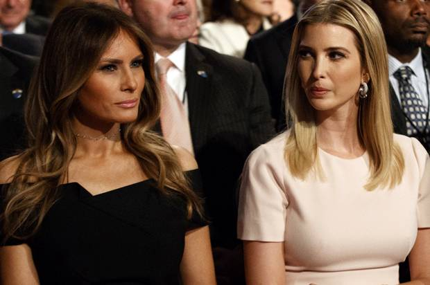 news ivanka trump serve first lady place melania
