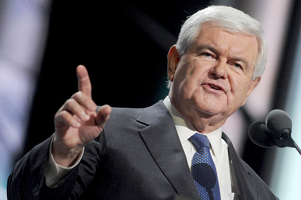 Newt Gingrich ramps up...