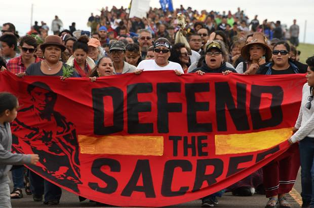 Colonialism isn't over: 5 reasons why the DAPL fight will continue in 2017