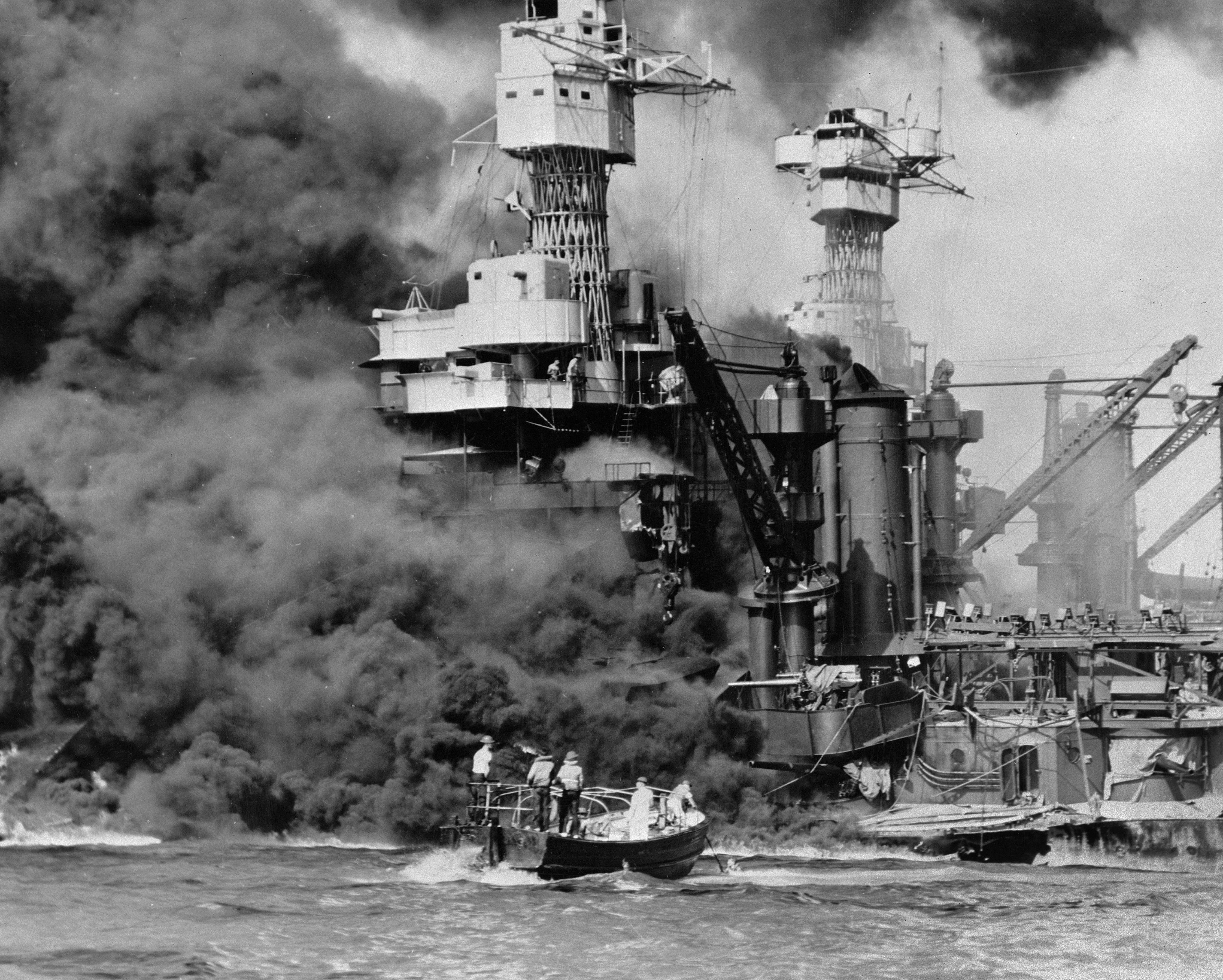 how did pearl harbor affect ww2