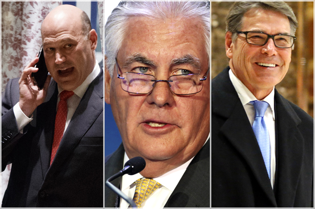 The worst Cabinet: Donald Trump made some horrible picks for his ...