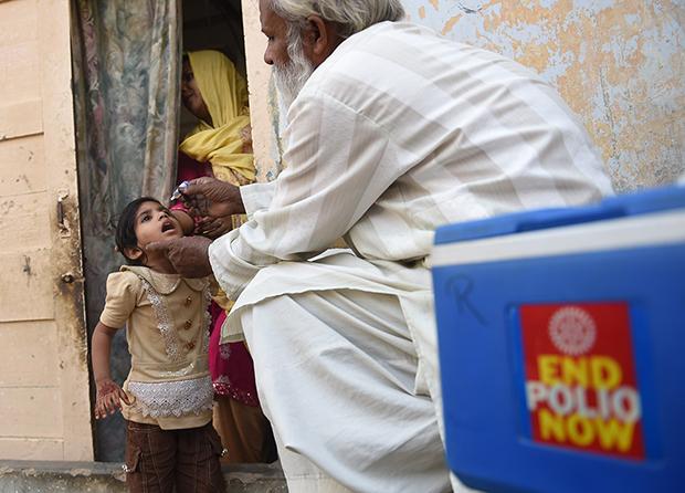 """""""polio"""""""