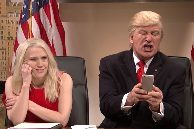 trump continues whine about portrayal amazing twitter rant ensues