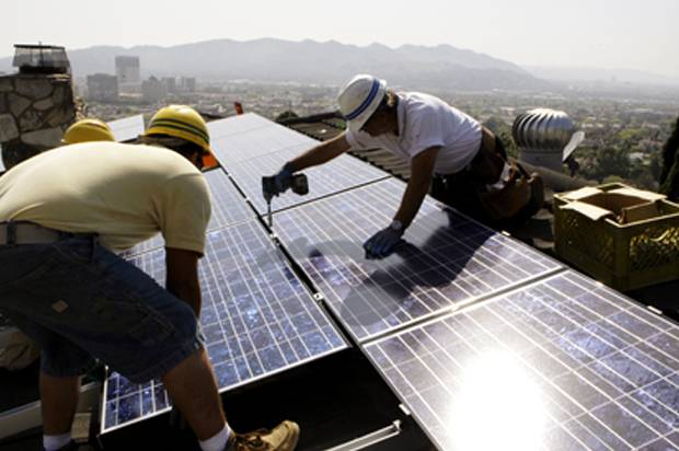 How solar power can protect the U.S. military from threats to the electric grid