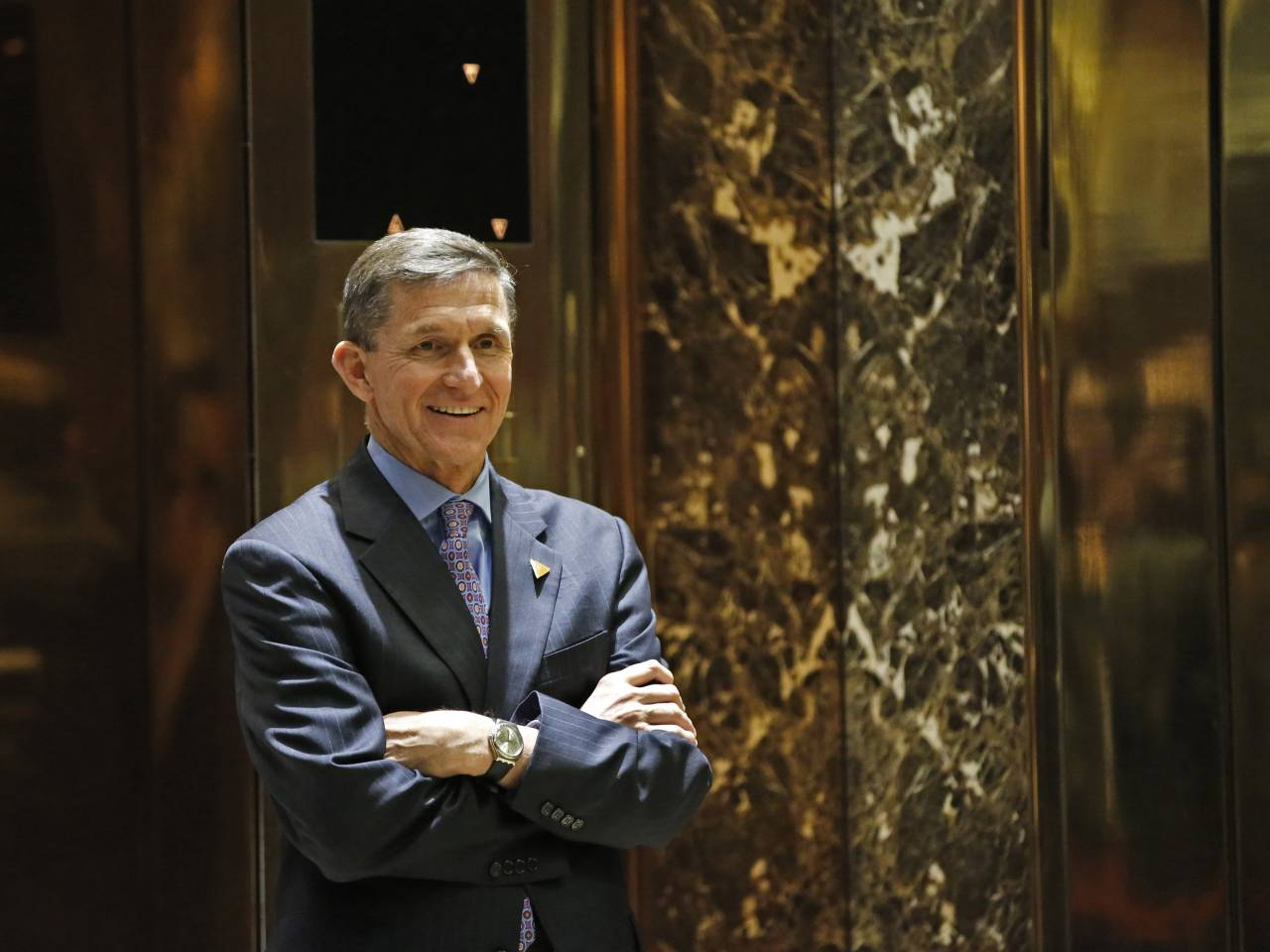 National Security Advisor Michael Flynn's Ties to Russia Are Under Investigation