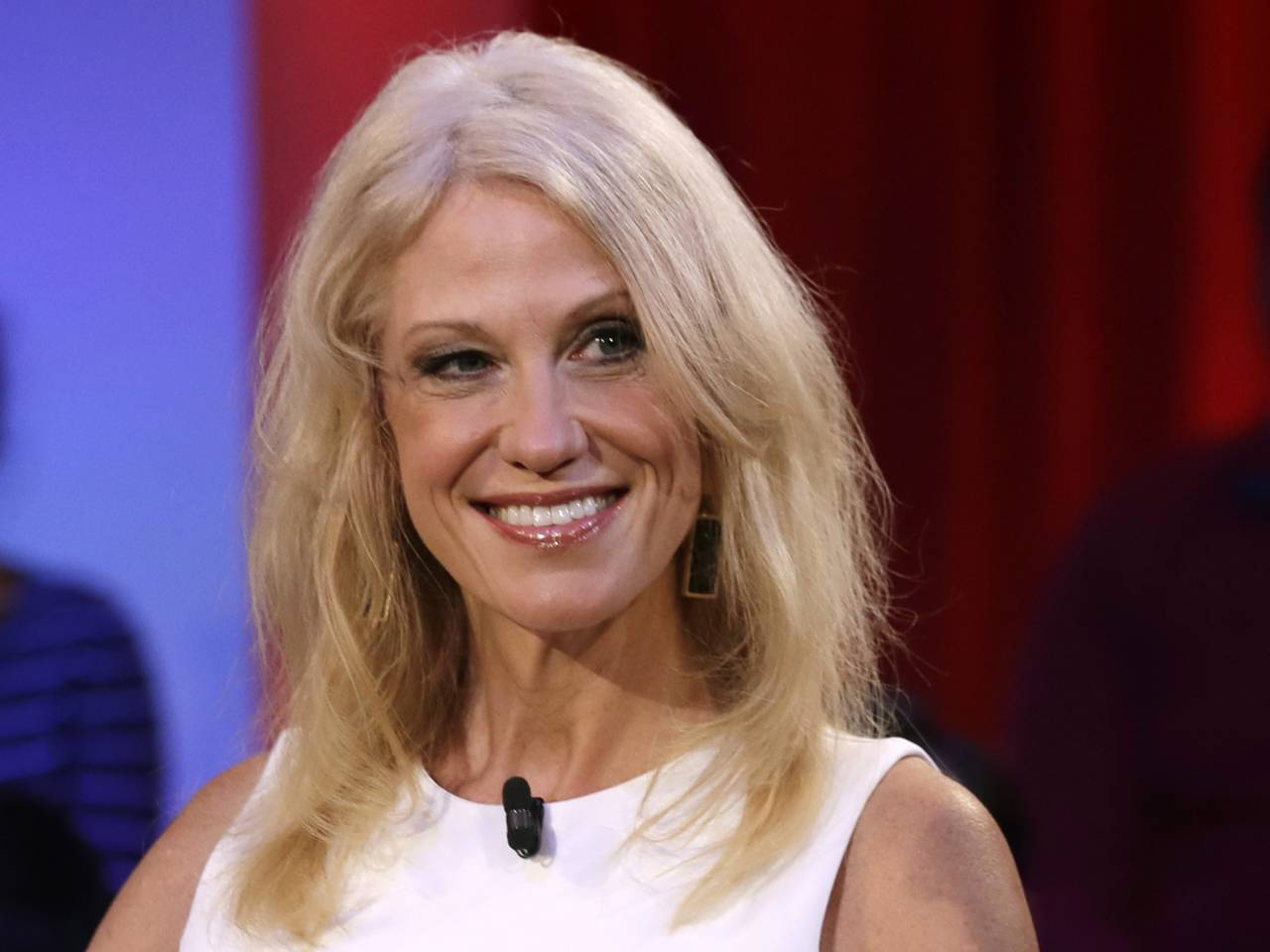 Kellyanne Conway earned a 0.2 million dollar salary - leaving the net worth at 5 million in 2017