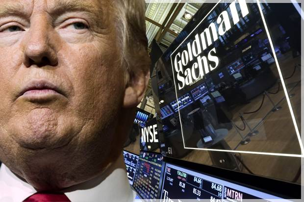 The Wall Street White House: Trump hires fifth Goldman Sachs ...