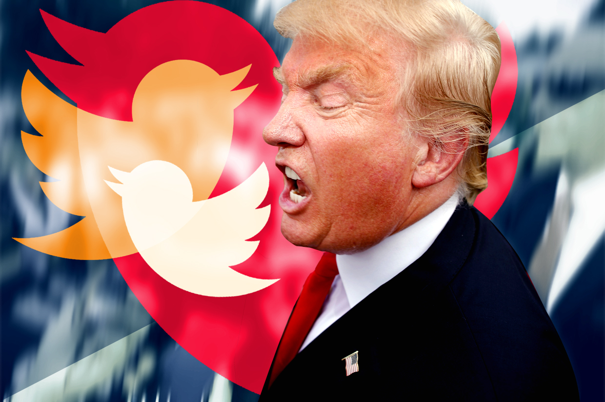 Ban Donald Trump From Twitter Its Time For The Social Media Empire To ...