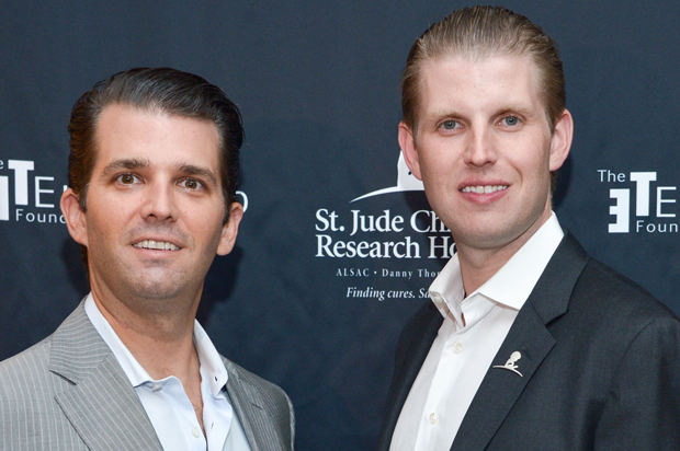 "Hunting with the kleptocracy: Donald Trump's sons host shameless fundraiser for ""charity ..."