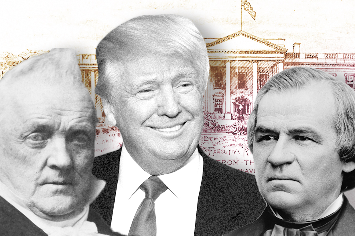 Dear Donald Trump: Here's how not to be the worst president in history - Salon.com