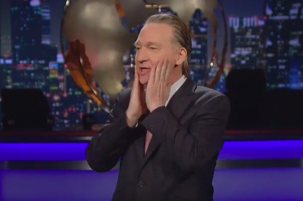 """""""Real Time"""" suspended after host Bill Maher tests positive for COVID-19: report"""