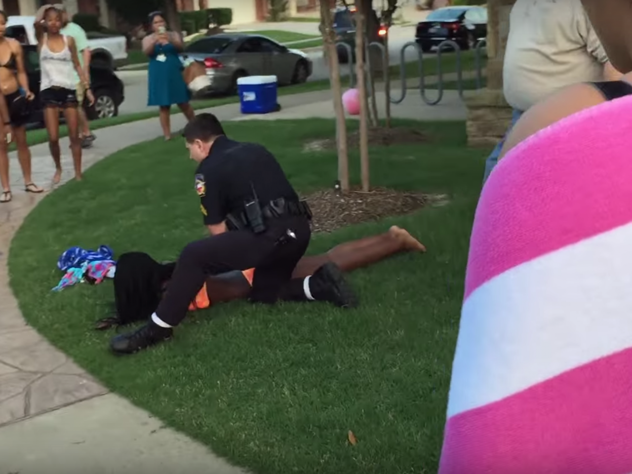 Teen's Family Files Federal Lawsuit Against Former McKinney Officer