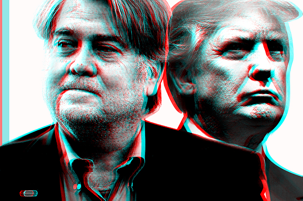 Steve Bannon?s revenge: Breitbart News and other conservatives swiftly declare ?war? on Donald Trump