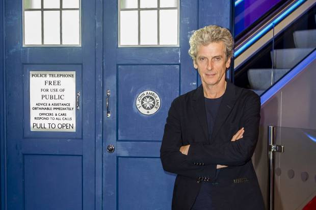 Who's next? Peter Capaldi to quit