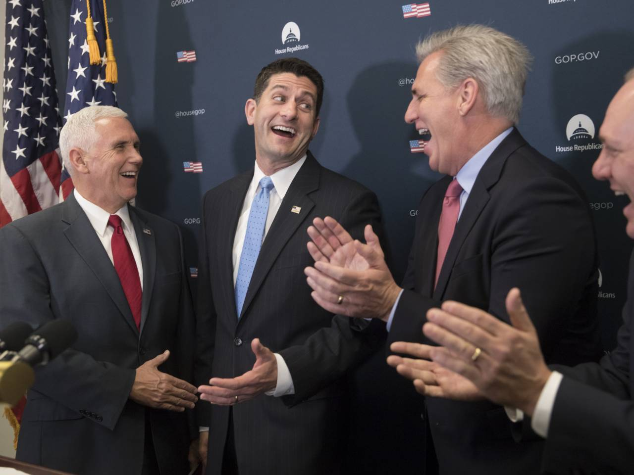 a 100-day disaster: house republicans pull obamacare repeal vote