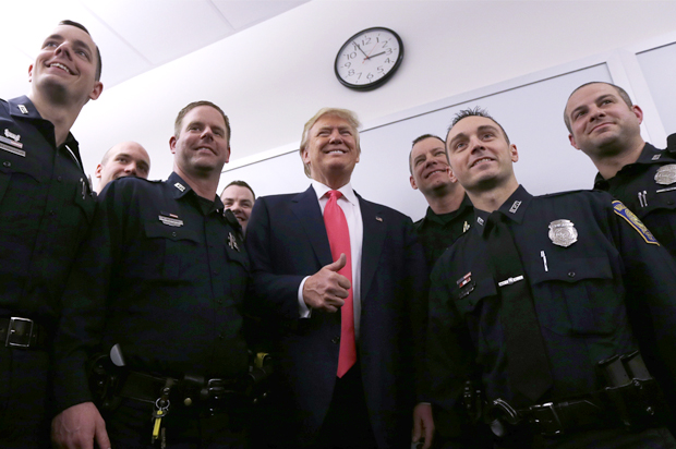 One nation, under cops: 3 reasons to believe America could become ...