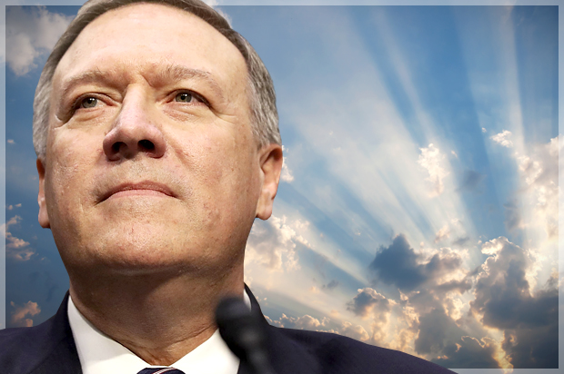 Mike Pompeo: Meet Mike Pompeo, The Far-right Christian Zealot With