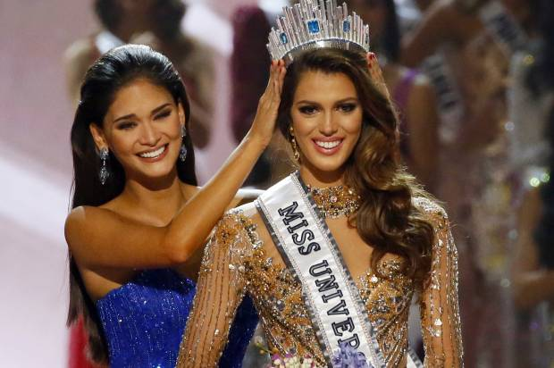 Miss France crowned Miss Universe in Philippines
