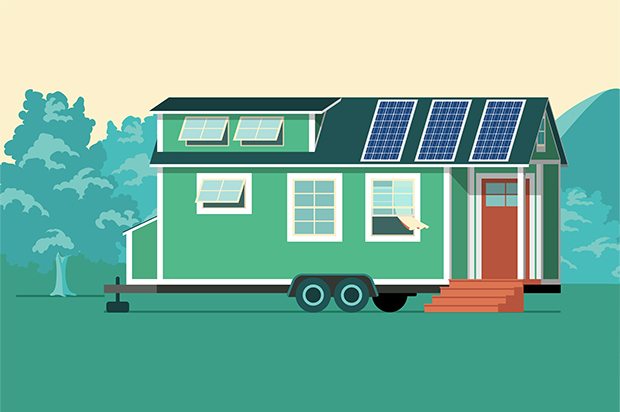 Image result for Tiny houses look marvellous but have a dark side: 3 things they don't tell you on marketing blurb
