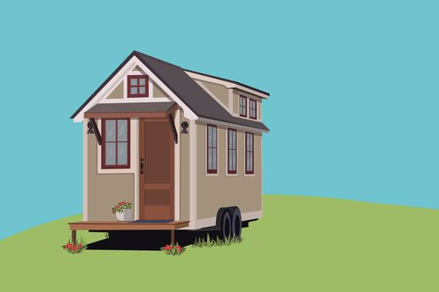 Tiny homes: The potential to ease gentrification, reduce consumerism and help the environment