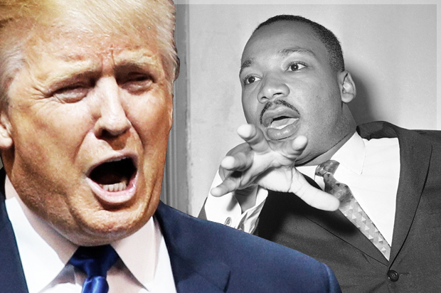 From Martin Luther King Jr To Donald Trump In Many Ways The Civil