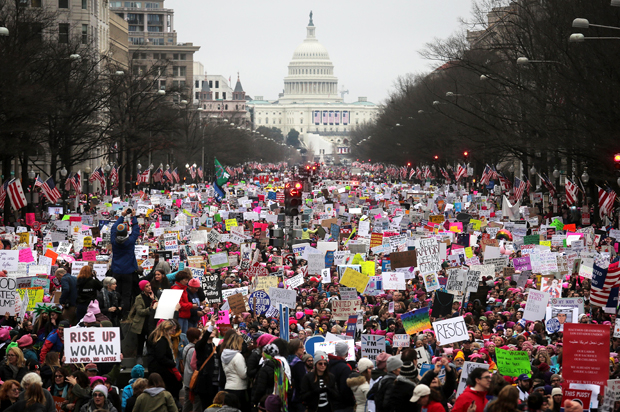 First women, now scientists are planning to march on Washington