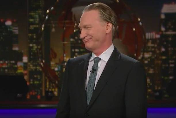 "Bill Maher breaks down the week's political headlines, says Trump has made airports ""shittier""."