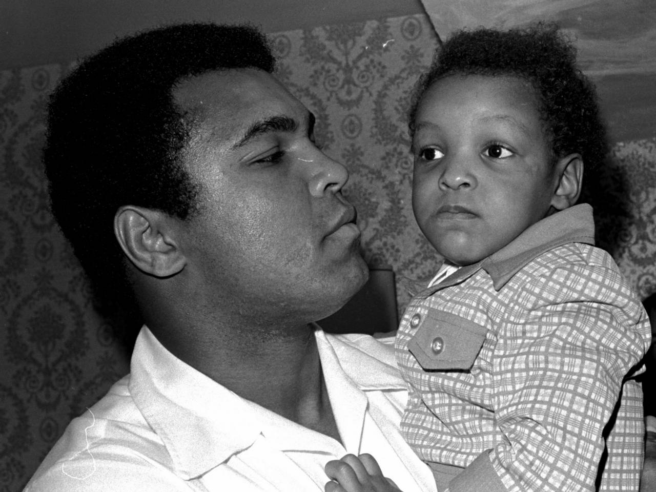 Muhammad Ali Jr on being detained at airport: 'I felt violated'