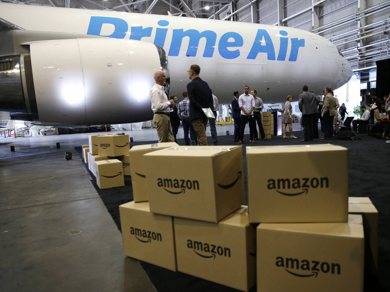 Amazon to build $1.49B Prime Air hub in Kentucky