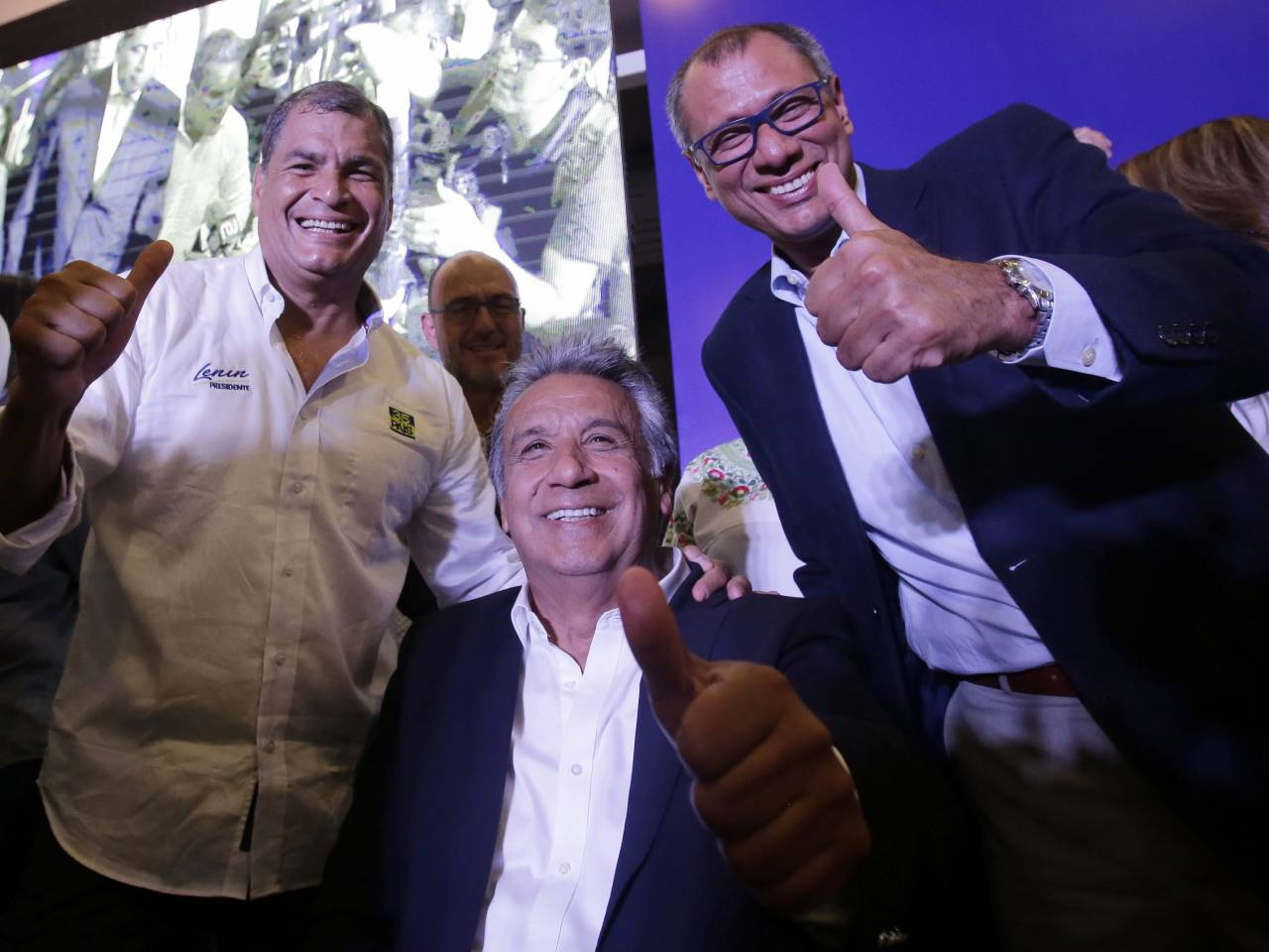 Ecuador Election May Put In Question Outgoing President's Legacy