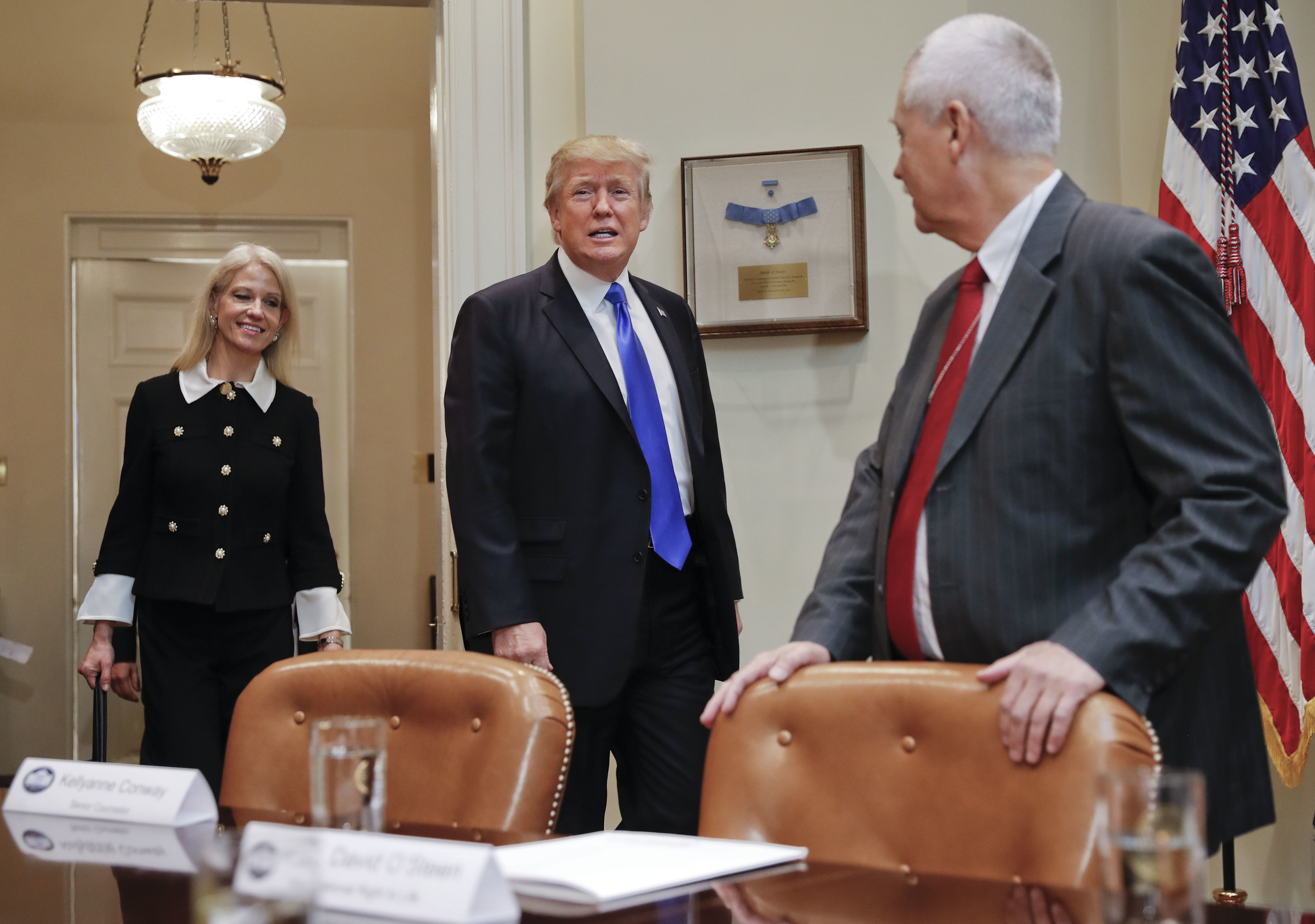 Kellyanne Conway proclaims Mike Pence is pro-woman after