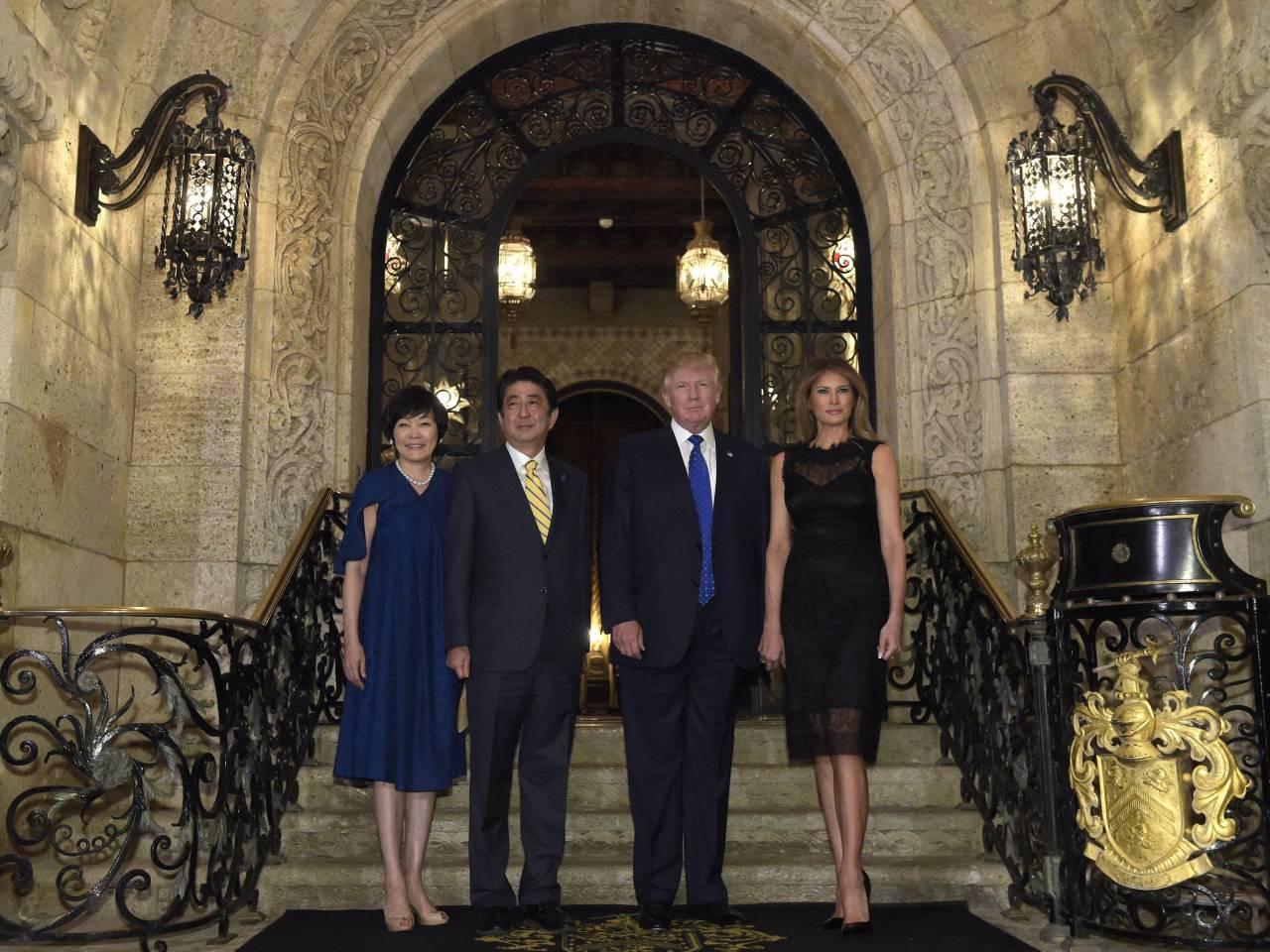 An International Crisis Didn T Stop Trump From Hobnobbing