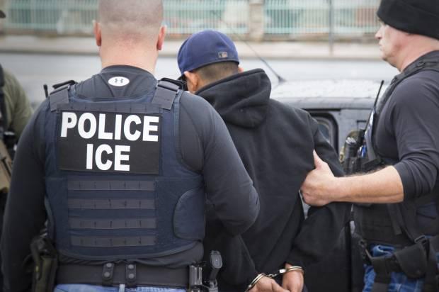 Charles Reed/U.S. Immigration and Customs Enforcement via AP
