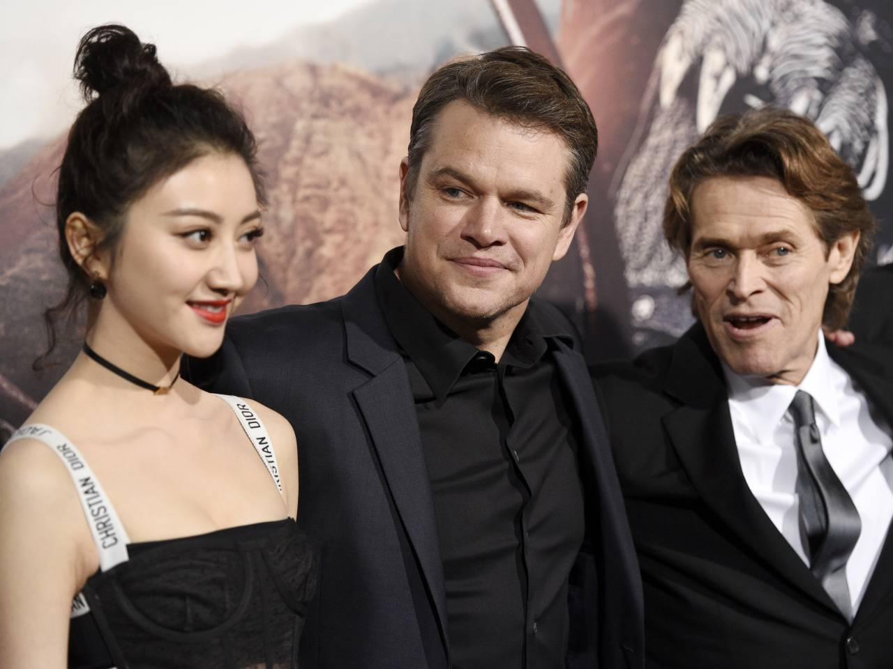 Matt Damon defends 'The Great Wall' against claims of whitewashing