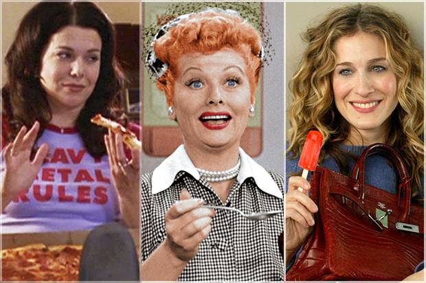lorelai-lucy-carrie