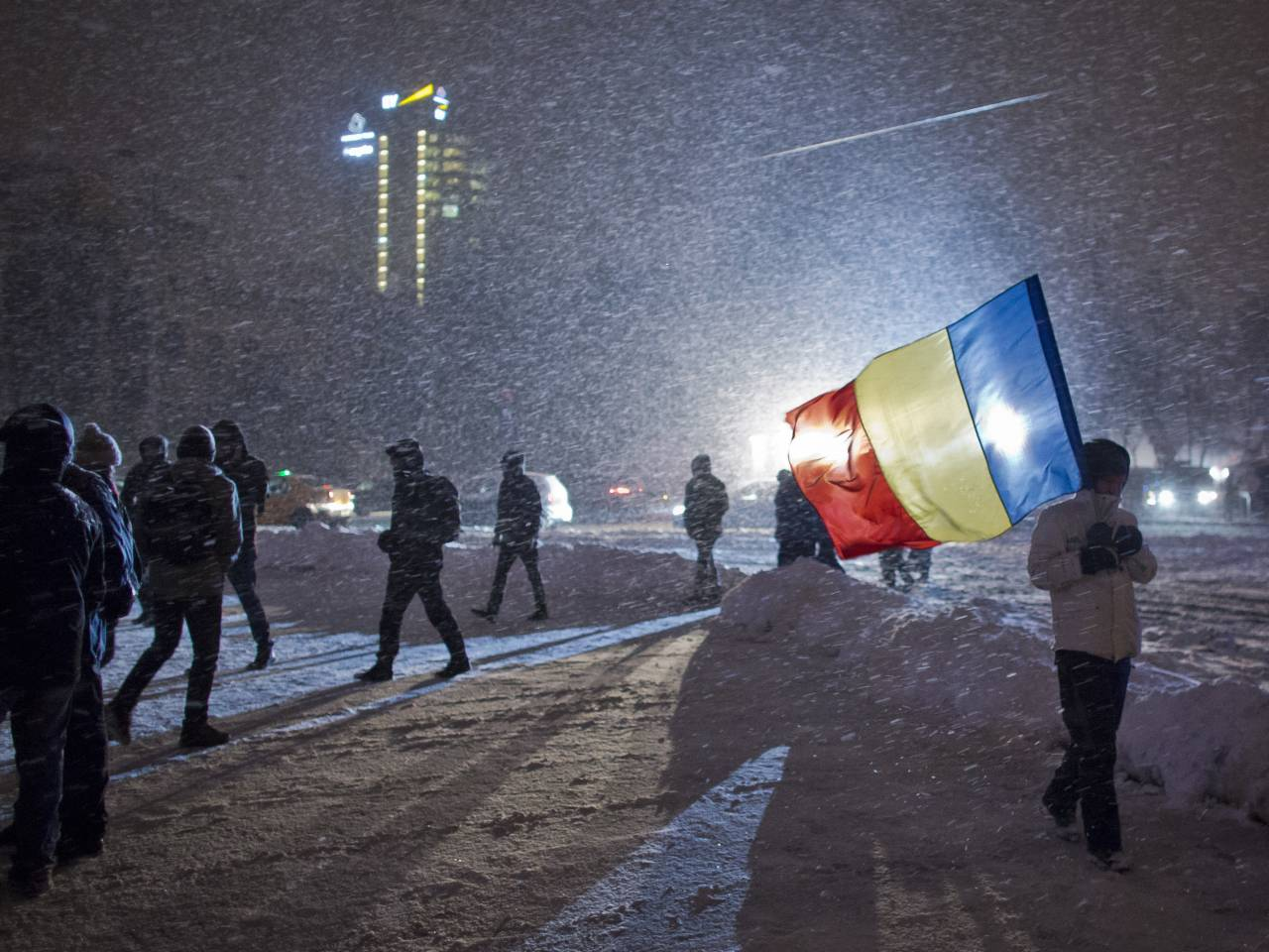 Romania's Justice Minister Quits as Mass Protests Persist