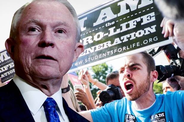 Will Jeff Sessions protect abortion clinics? Providers worry anti-choice AG will make their jobs more dangerous