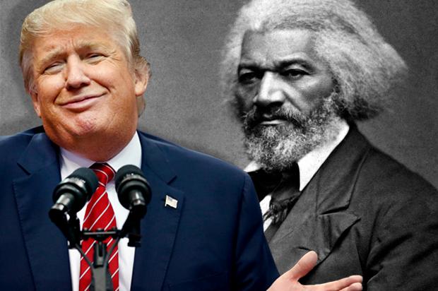 "Trump's ""amazing"" ignorance: The president's Black History ..."