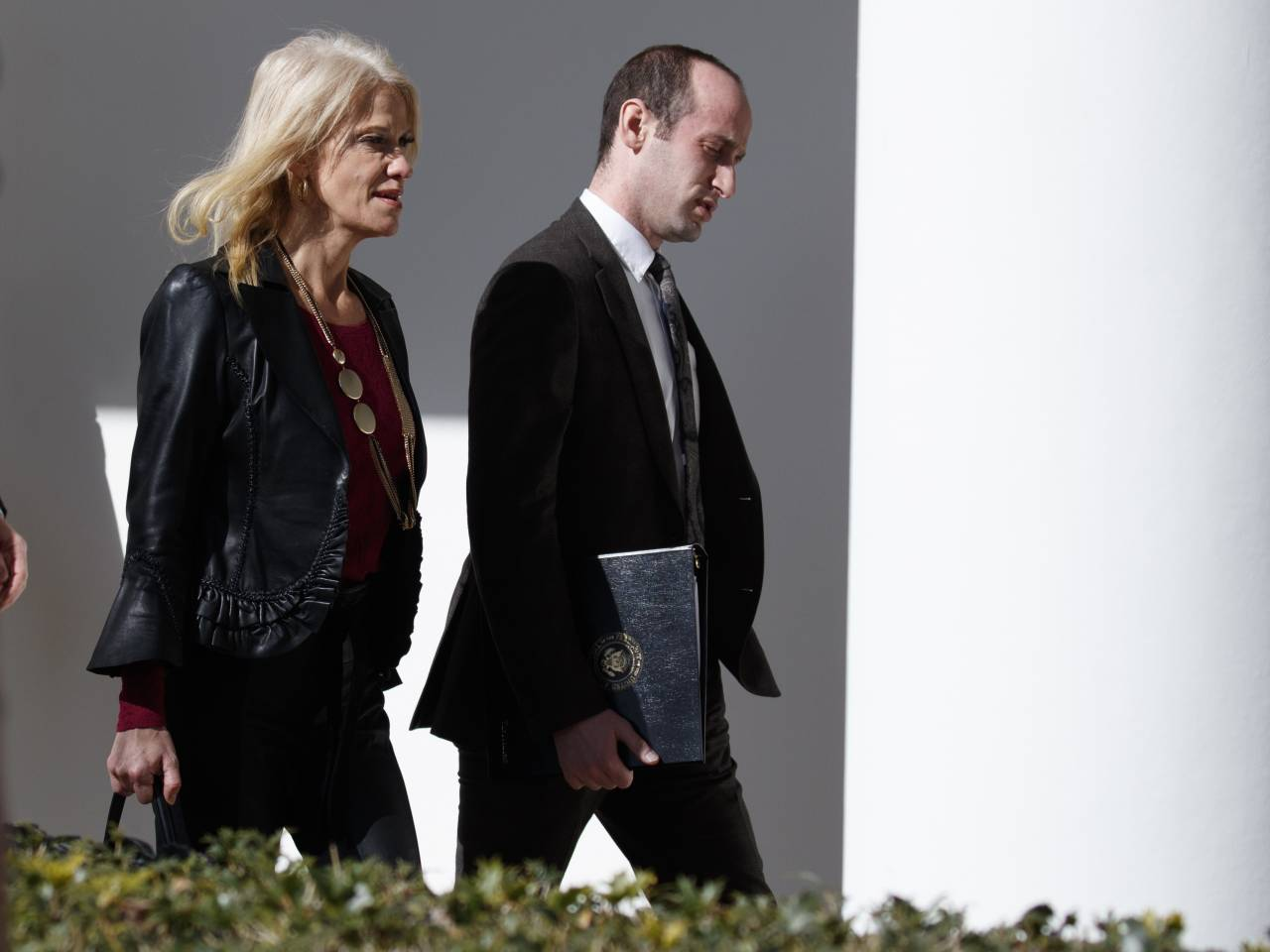 Trump adviser Stephen Miller lied - and it matters