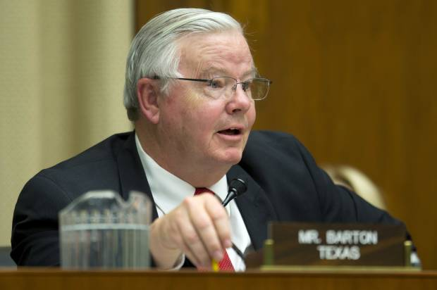 GOP Rep. Joe Barton will not seek reelection following leaked nudes