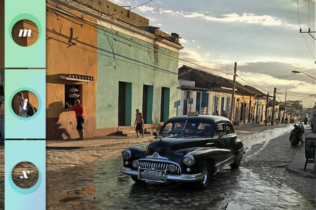 History On Wheels Cuba S Vintage Cars Tell The Country S Story