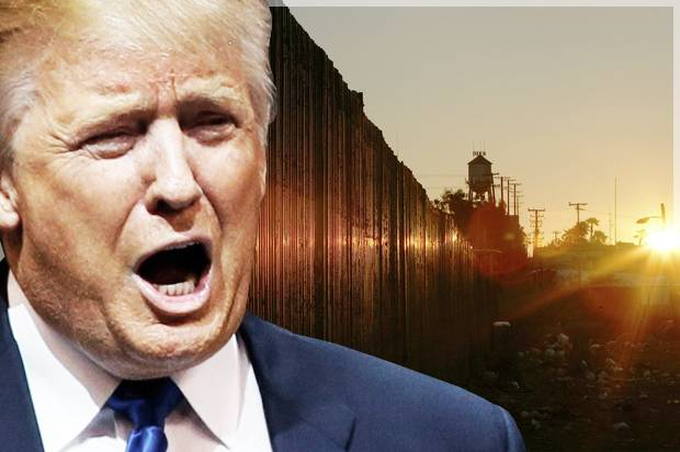 Interior Secretary Trump S Border Wall May Be Built In Mexico Because We Won T Cede The Rio