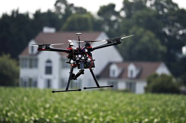 Drones Agriculture